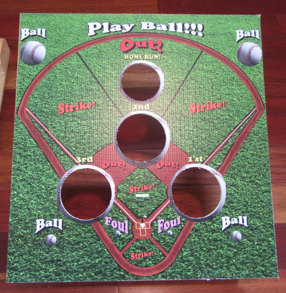 Enjoyable Beanbag Baseball A Baseball Toss Game Sorry Sold Out Dailytribune Chair Design For Home Dailytribuneorg
