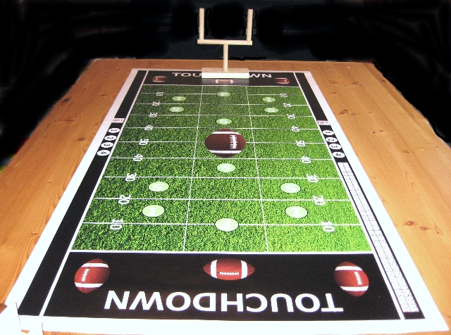 Tabletop Football or Finger Football Game!!!