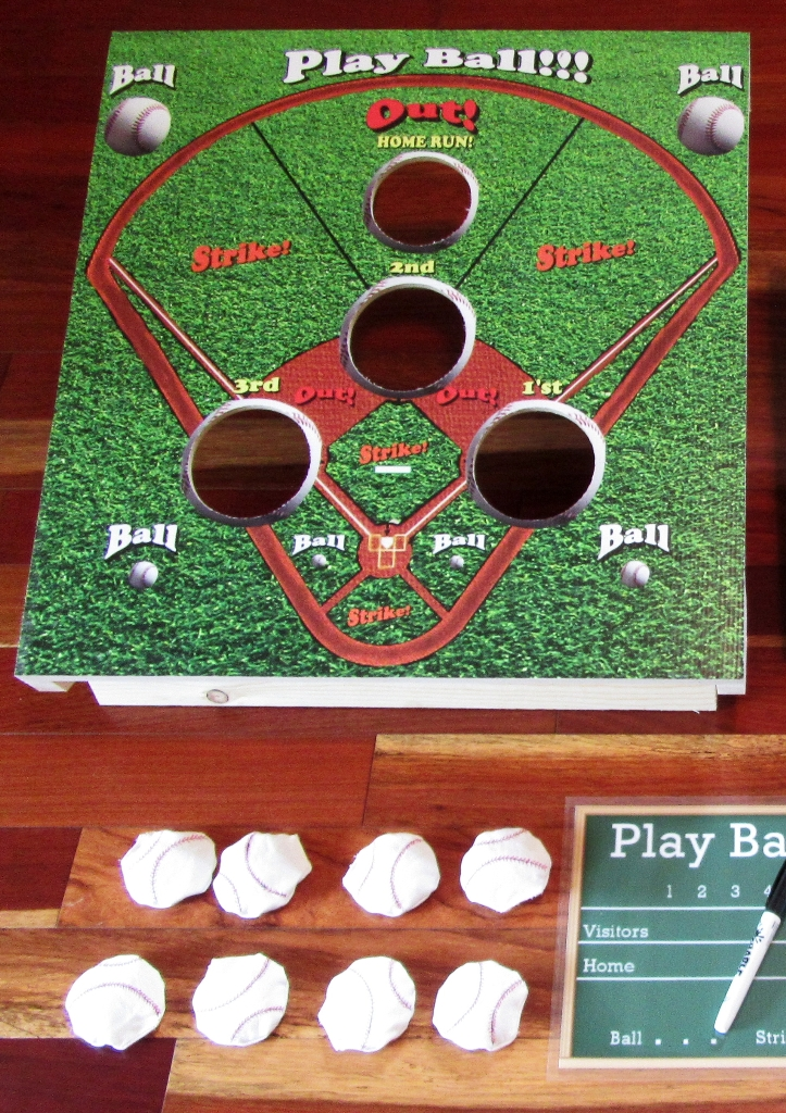 Beanbag Baseball A Baseball Toss Game!! SORRY SOLD OUT